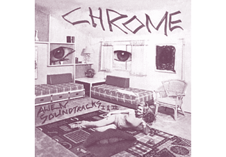 Chrome - Alien Soundtracks I& II - (CD)