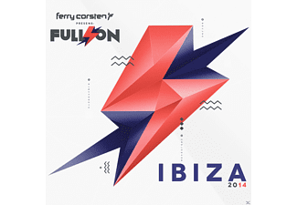 VARIOUS - Full On: Ibiza 2014 - (CD)