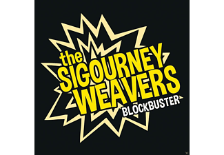 The Sigourney Weavers - Blockbuster - (CD)