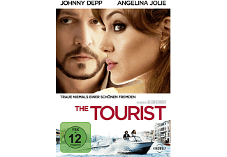 The Tourist - (DVD)