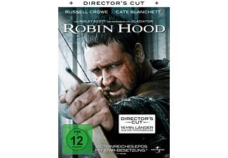 Robin Hood Director's Cut Adventure DVD