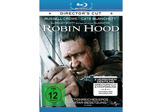 Robin Hood (Director's Cut) - (Blu-ray)