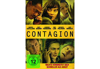 Contagion Science Fiction DVD