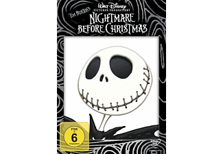 NIGHTMARE BEFORE CHRISTMAS - (DVD)