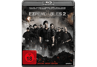 The Expendables 2 (Special Edition) - (Blu-ray)