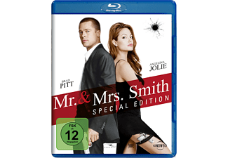 Mrs. Smith / Special Edition - (Blu-ray)