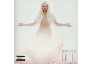 Christina Aguilera - Lotus - (CD)