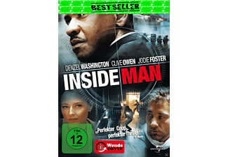 Inside Man - (DVD)