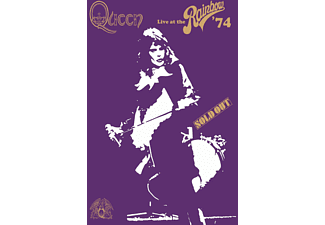 Queen - Live At The Rainbow '74 DVD