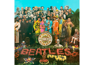 The Beatles - SGT. Pepper's Lonely Hearts Club Band (2017 Remixed) LP