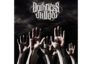 Darkness Divided - Written In Blood - (CD)