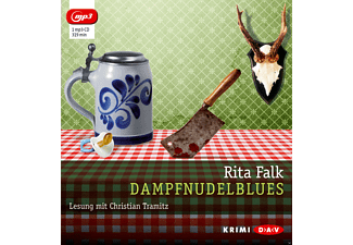 Dampfnudelblues - 1 MP3-CD - Krimi/Thriller