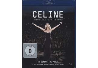 Céline Dion - THROUGH THE EYES OF THE WORLD - (Blu-ray)