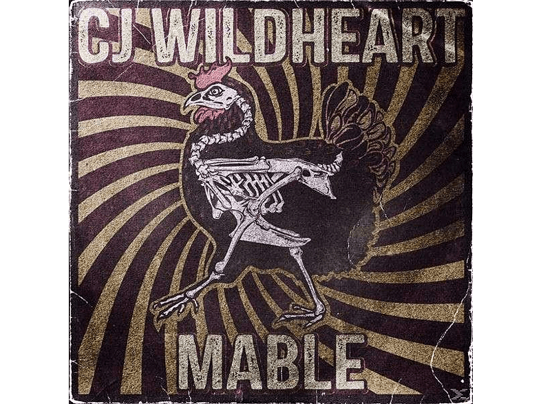 Cj Wildheart - Mable [CD]