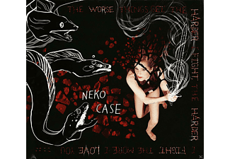 Neko Case - The Worse Things Get, The Harder I Fight (Deluxe Edition) - (CD)