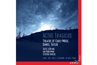 VARIOUS, Taylor/Theatre Of Early Music - Actus Tragicus [CD]
