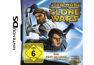 Star Wars The Clone Wars: Jedi-Allianz [Nintendo DS]