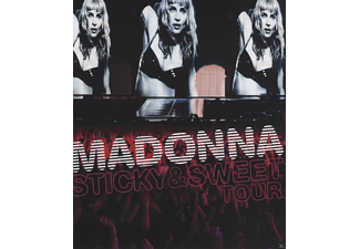 Madonna - THE STICKY & SWEET TOUR (+LIVE CD) - (CD + Blu-ray Disc)