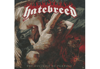 Hatebreed - The Divinity Of Purpose - (CD)