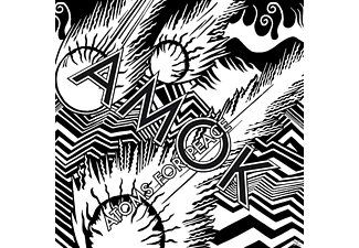 Atoms For Peace - Amok - (CD)