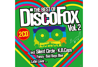 VARIOUS - The Best Of Disco Fox Vol.2 - (CD)