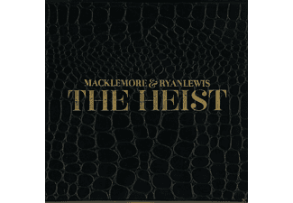 Macklemore, Ryan Lewis - The Heist - (CD)