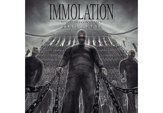 Immolation - Kingdom Of Conspiracy - (CD)
