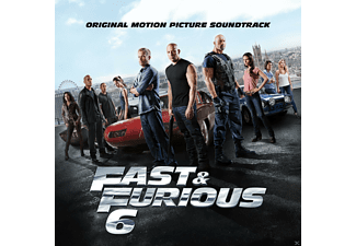 OST/VARIOUS - Fast & Furious 6 - Original Soundtrack - (CD)