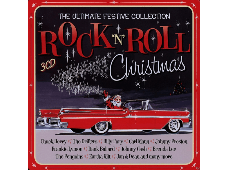 VARIOUS - Rock'n Roll Christmas (Lim.Metalbox Ed.) [CD]