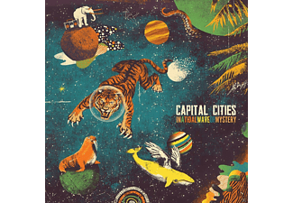 Capital Cities - In a Tidal Wave Of Mystery - CD