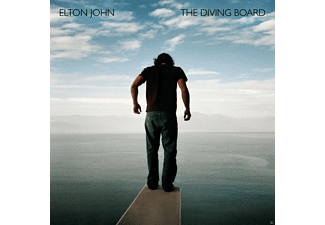 Elton John - THE DIVING BOARD - (CD)