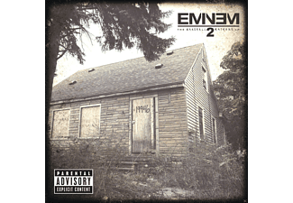 Eminem - THE MARSHALL MATHERS LP 2 - (CD)