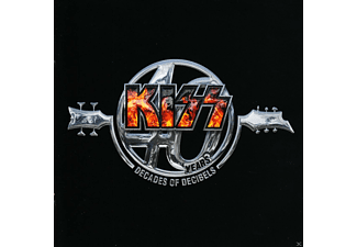 Kiss Kiss 40 Rock CD