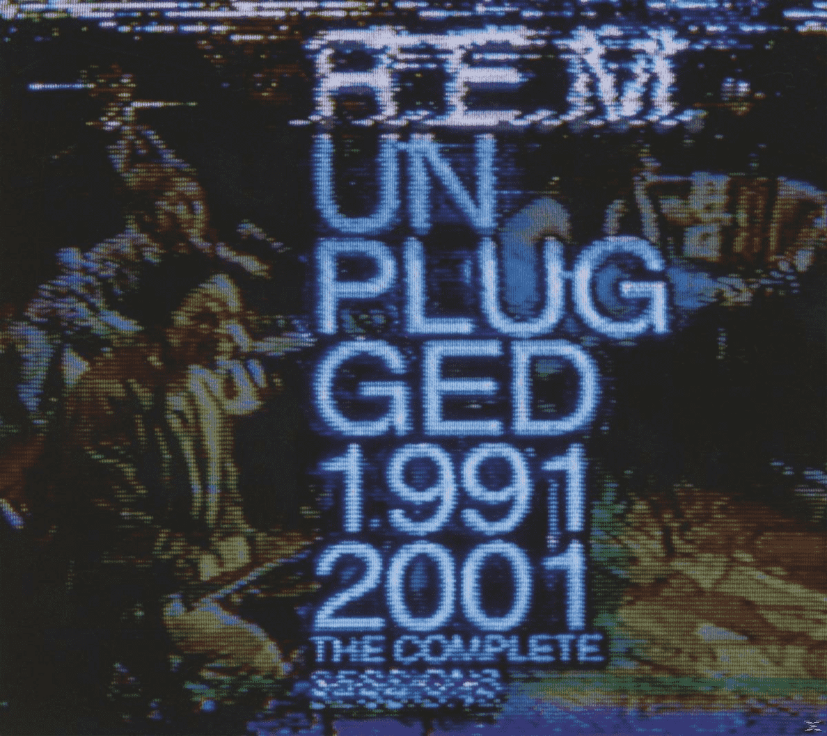 Unplugged 1991/2001:The Complete Sessions R.E.M. auf CD