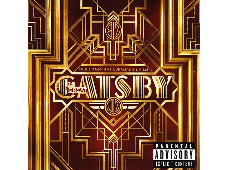 VARIOUS - The Great Gatsby [CD]