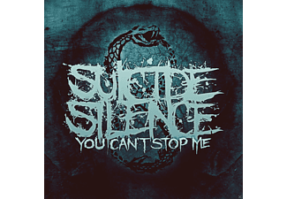 Suicide Silence - You Can't Stop Me - (CD + DVD Video)
