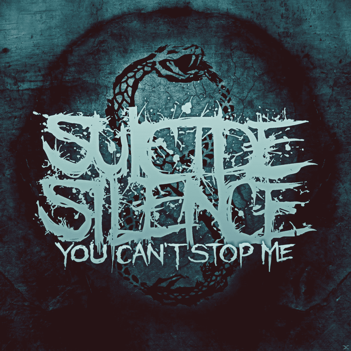 You Can´t Stop Me Suicide Silence auf CD + DVD Video
