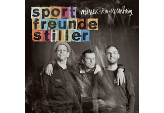 Sportfreunde Stiller - New York, Rio, Rosenheim (Inkl.Downloadcode) - (LP + Download)