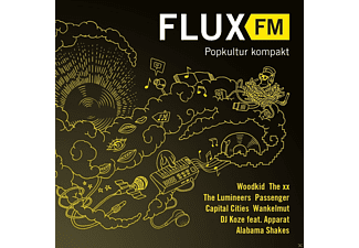 VARIOUS - Fluxfm Vol.1 - (CD)