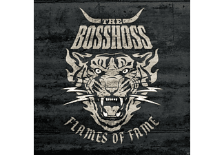 The BossHoss - FLAMES OF FAME - (CD)