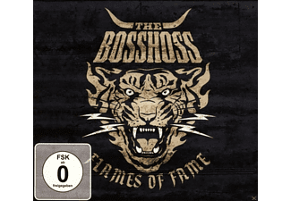 The BossHoss - Flames Of Fame (Deluxe Version) - (CD + DVD Video)