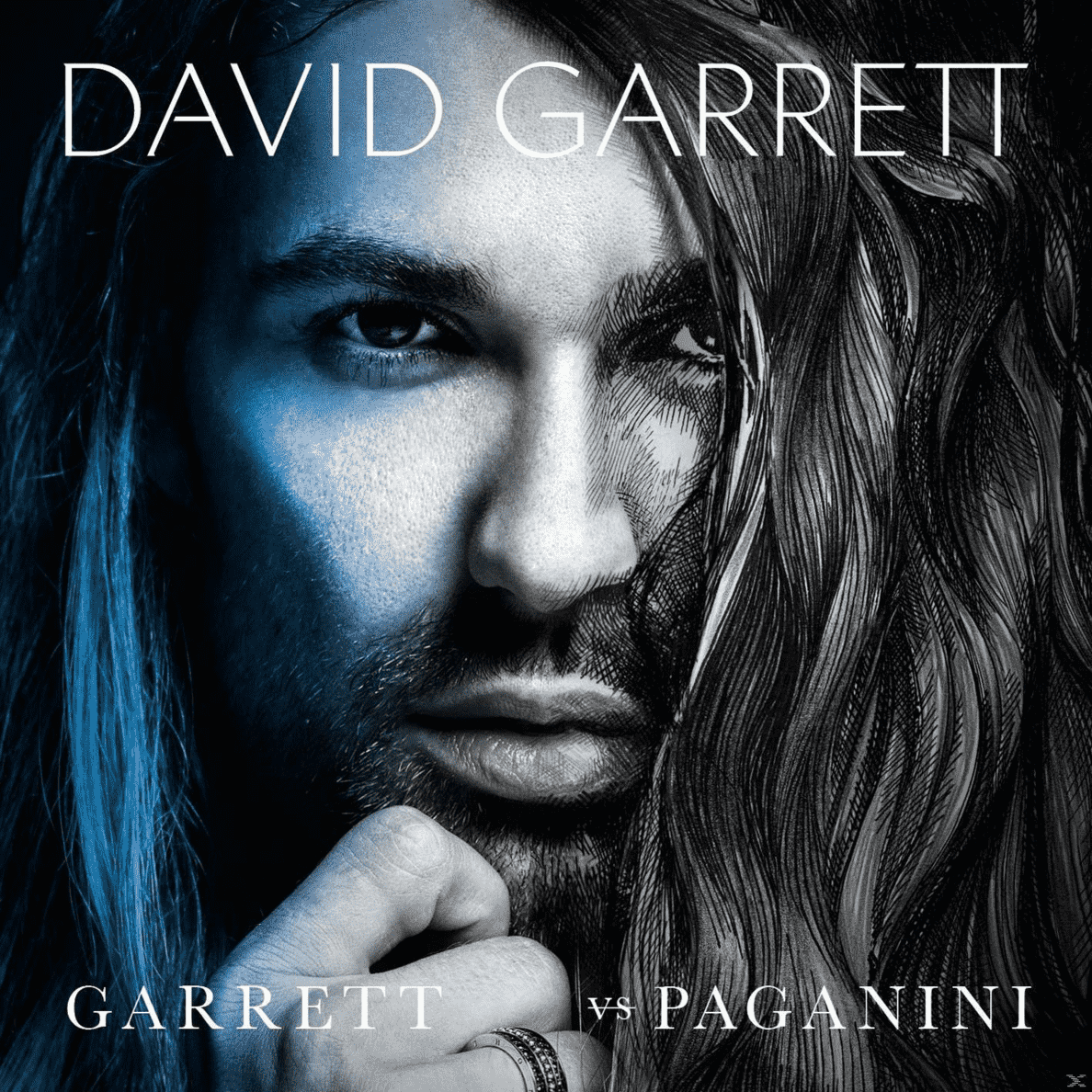 David Garrett - GARRETT VS PAGANINI - (CD)