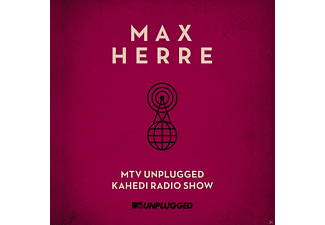 Max Herre - MTV Unplugged Kahedi Radio Show - (CD)