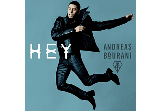 Andreas Bourani - Hey - (CD)