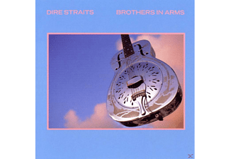 Dire Straits - BROTHERS IN ARMS (DIGITAL REMASTERED) - (CD)
