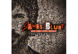 James Blunt - All The Lost Souls - (CD + DVD Video)
