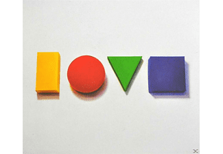 Jason Mraz - Love Is A Four Letter Word [CD]