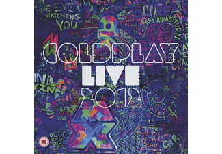 Coldplay - Coldplay Live 2012 - (CD + DVD Video)