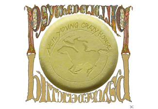 Neil Young, Crazy Horse - Psychedelic Pill - (CD)