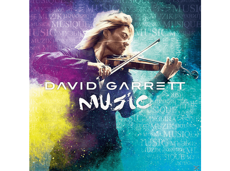 David Garrett - Music [CD]